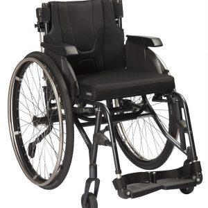 S3 Swing Short Aktif Tekerlekli Sandalye 1