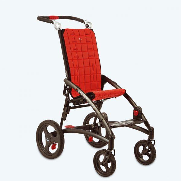 Cricket Engelli Çocuk Arabası, Puseti 1