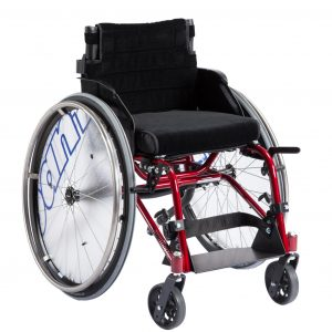 Panthera Bambino Çocuk Aktif Tekerlekli Sandalye 1