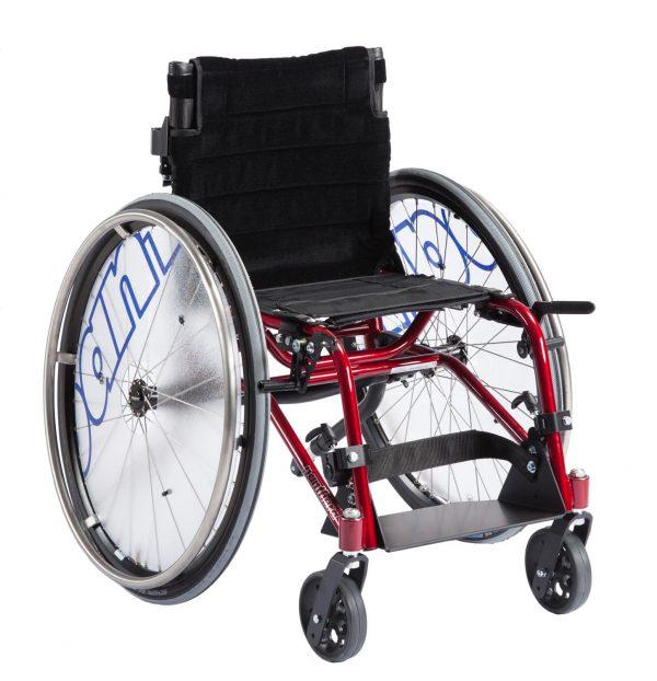 Panthera Bambino Çocuk Aktif Tekerlekli Sandalye 3
