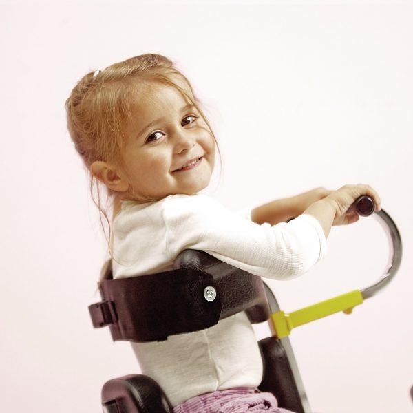 Pony Engelli Çocuk Yürüteci 4