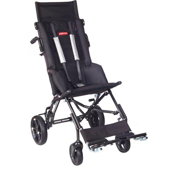 Corzino Xcountry Engelli Çocuk Arabası, Puseti Siyah 38