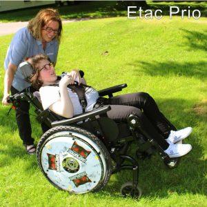 Etac Prio Cocuk Tekerlekli Sandalyesi 1