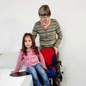 Tekerlekli Sandalye Transfer Aracı Immedia E-Board 1