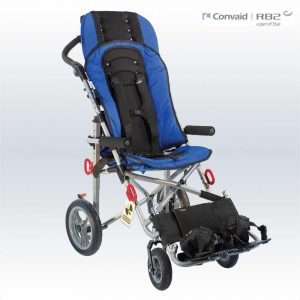 Convaid Ez Rider Büyük Baston Çocuk Arabası, Büyük Çocuk Puseti 1